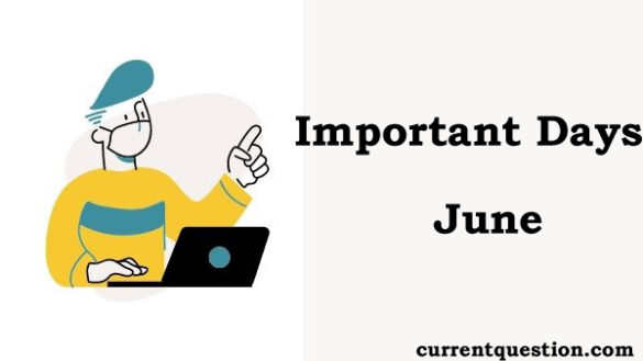 list of important days june